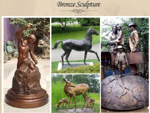 Bronze Sculpure gallery