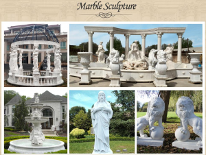 Marble Carving Sculptures