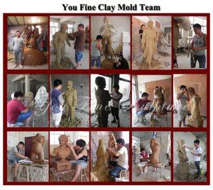 You Fine Clay Mold Team